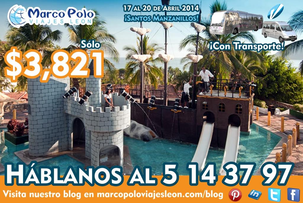 Flyer del Vista Playa de Oro Abril 2014 02 - corregido