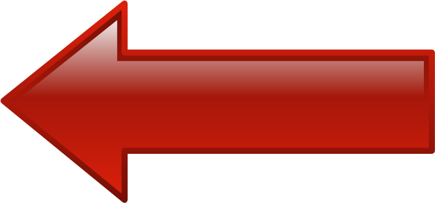 arrow_glossy_left_red_T
