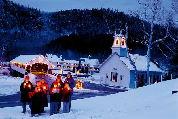 Fotos De La Navidad En Estados Unidos.Como Se Celebra La Navidad En El Mundo Marco Polo Viajes Leon