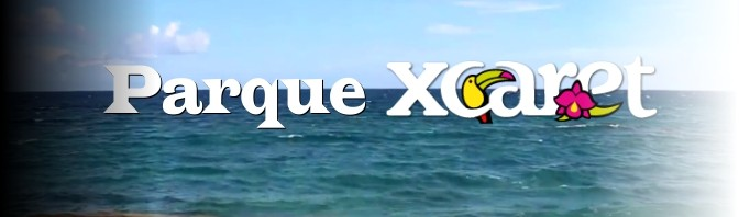 Video de 2015 del Parque Temático Xcaret