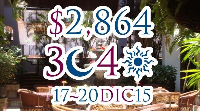 Paquete Pre-Navideño al Hacienda 2015
