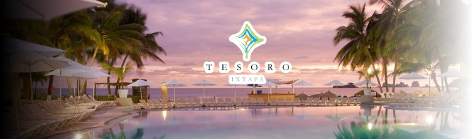 Tesoro Ixtapa del 26 al 29 de Diciembre de 2019