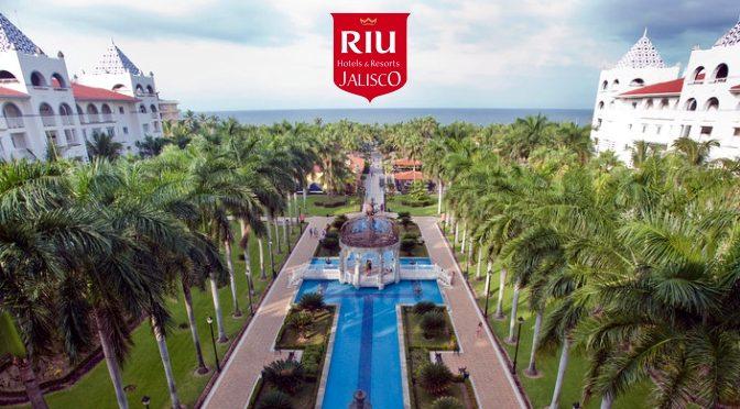 RIU Jalisco del 31 de Octubre al 03 de Noviembre de 2019