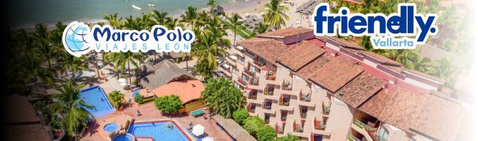 Friendly Vallarta del 18 al 21 de Abril de 2019