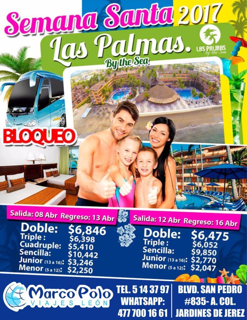 Las Palmas - Puerto Vallarta
