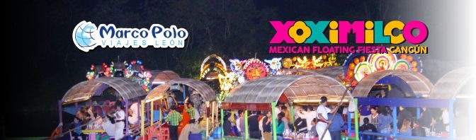 Un paseo por el Parque Xoximilco del 30 de Agosto de 2015
