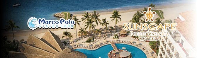 Sunscape Puerto Vallarta del 03 al 06 de Diciembre de 2020